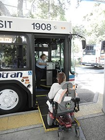 Wheelchair-Bus-Board